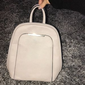 Gray Chic Purse/Backpack